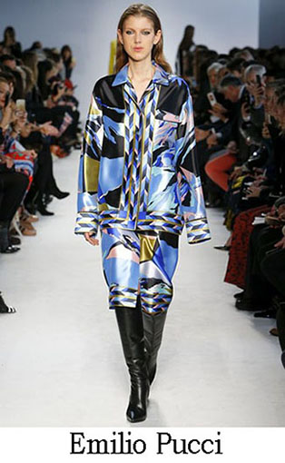Emilio Pucci Fall Winter 2016 2017 Fashion For Women 32