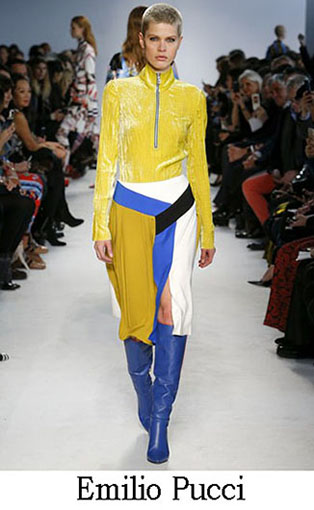 Emilio Pucci Fall Winter 2016 2017 Fashion For Women 35