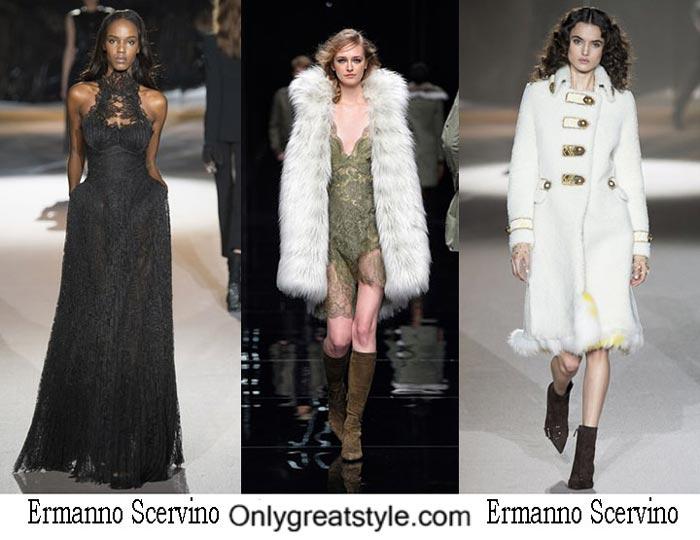 Ermanno Scervino Fall Winter 2016 2017 Lifestyle Women