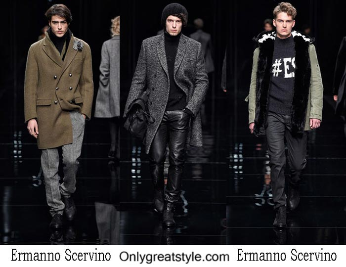 Ermanno Scervino Fall Winter 2016 2017 Style For Men