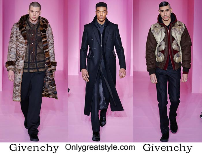 Givenchy Fall Winter 2016 2017 Clothing For Men