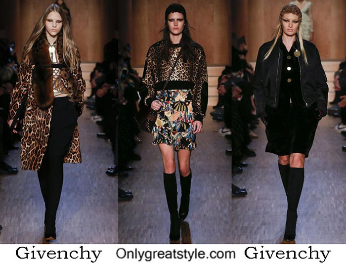 Givenchy Fall Winter 2016 2017 Lifestyle For Women