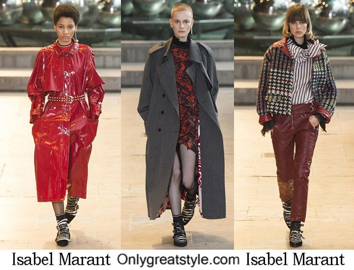 Isabel Marant Fall Winter 2016 2017 Style For Women