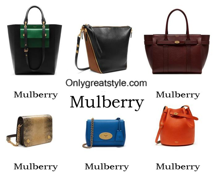 Mulberry Bags Fall Winter 2016 2017 Look For Women