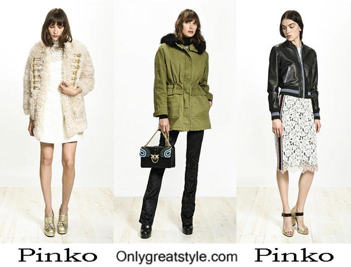 Pinko Fall Winter 2016 2017 Fashion Clothing For Women