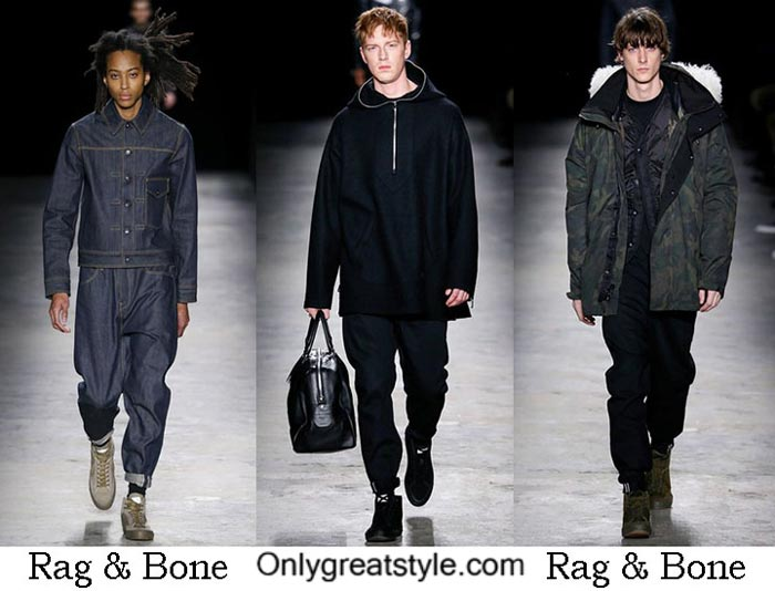Rag & Bone Fall Winter 2016 2017 Style Brand For Men