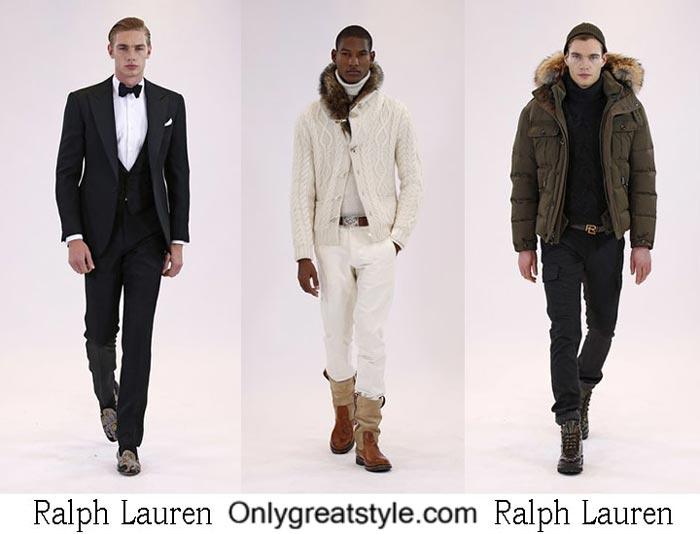 Ralph Lauren Fall Winter 2016 2017 Style Brand For Men