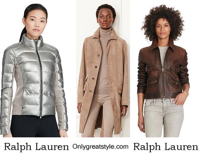 Ralph Lauren Jackets Fall Winter 2016 2017 For Women