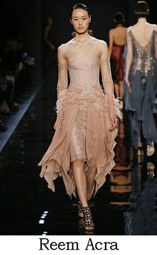 Reem Acra Fall Winter 2016 2017 Fashion Clothing Look 10