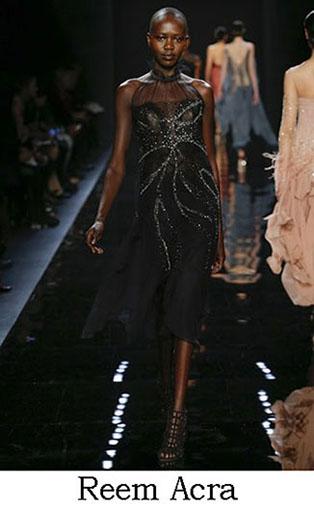 Reem Acra Fall Winter 2016 2017 Fashion Clothing Look 11