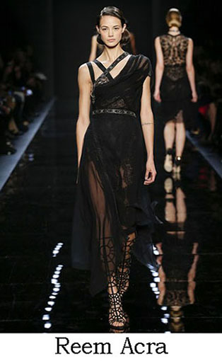 Reem Acra Fall Winter 2016 2017 Fashion Clothing Look 14