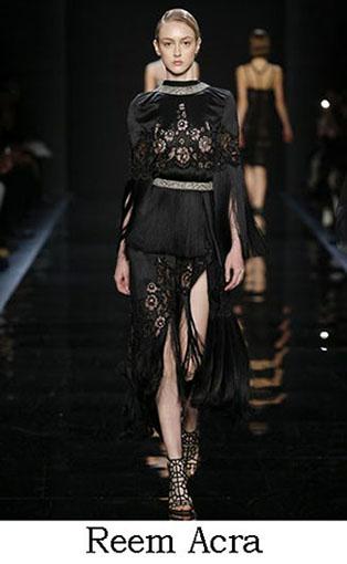 Reem Acra Fall Winter 2016 2017 Fashion Clothing Look 17