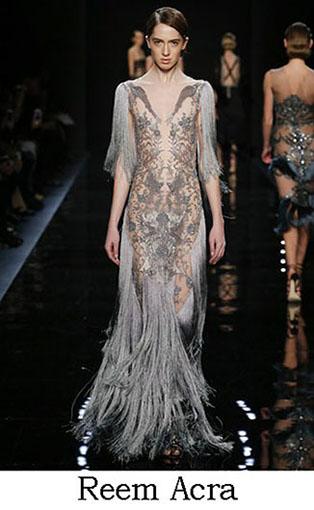 Reem Acra Fall Winter 2016 2017 Fashion Clothing Look 19