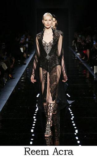 Reem Acra Fall Winter 2016 2017 Fashion Clothing Look 2