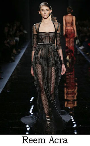 Reem Acra Fall Winter 2016 2017 Fashion Clothing Look 22