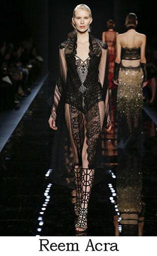Reem Acra Fall Winter 2016 2017 Fashion Clothing Look 23