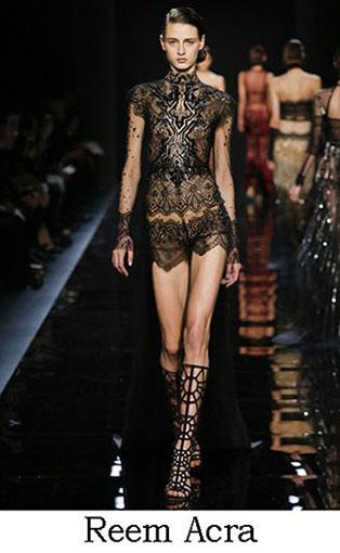 Reem Acra Fall Winter 2016 2017 Fashion Clothing Look 24