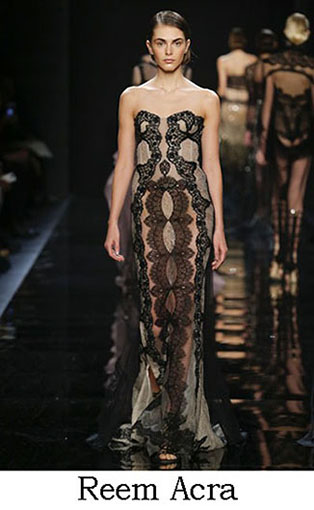 Reem Acra Fall Winter 2016 2017 Fashion Clothing Look 25