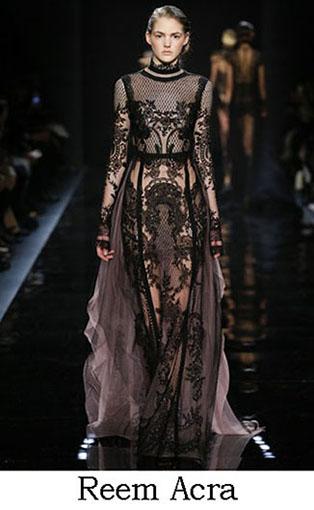 Reem Acra Fall Winter 2016 2017 Fashion Clothing Look 26