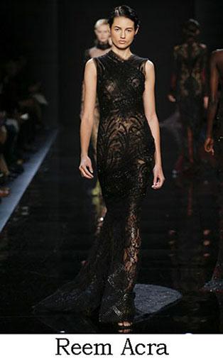Reem Acra Fall Winter 2016 2017 Fashion Clothing Look 29