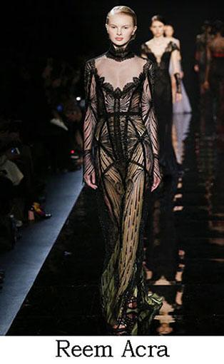 Reem Acra Fall Winter 2016 2017 Fashion Clothing Look 30