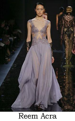 Reem Acra Fall Winter 2016 2017 Fashion Clothing Look 32