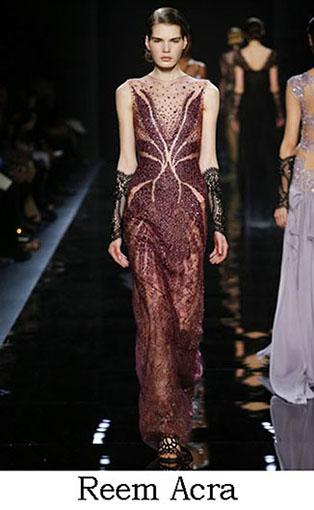 Reem Acra Fall Winter 2016 2017 Fashion Clothing Look 33