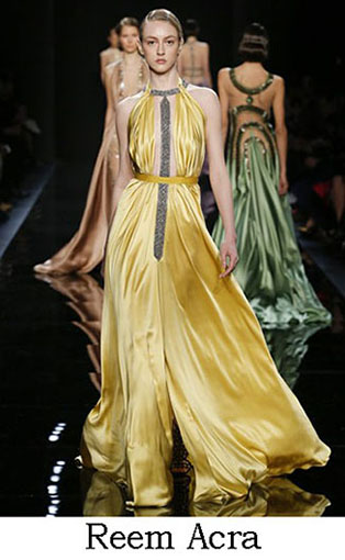 Reem Acra Fall Winter 2016 2017 Fashion Clothing Look 38