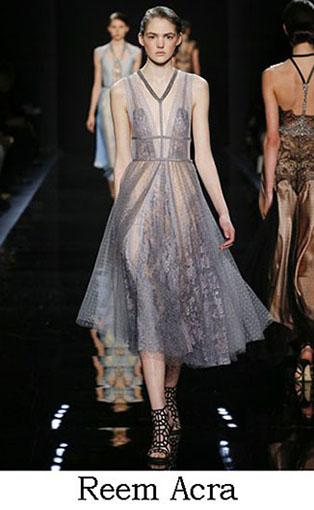 Reem Acra Fall Winter 2016 2017 Fashion Clothing Look 4