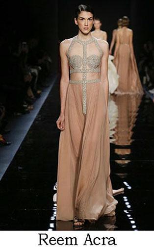 Reem Acra Fall Winter 2016 2017 Fashion Clothing Look 41