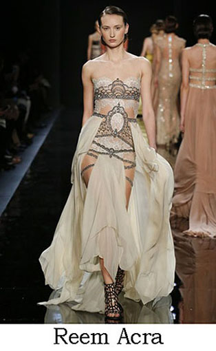 Reem Acra Fall Winter 2016 2017 Fashion Clothing Look 42