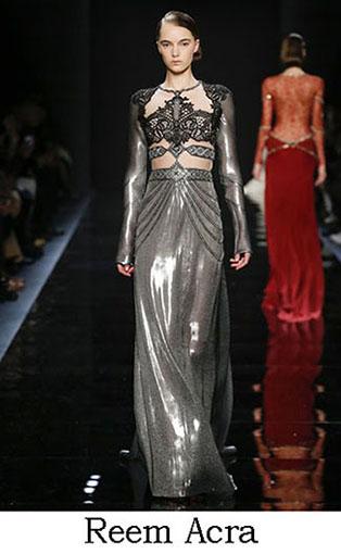 Reem Acra Fall Winter 2016 2017 Fashion Clothing Look 45