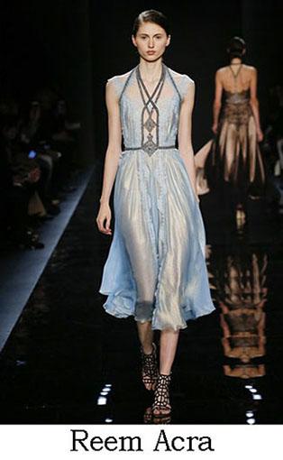 Reem Acra Fall Winter 2016 2017 Fashion Clothing Look 5