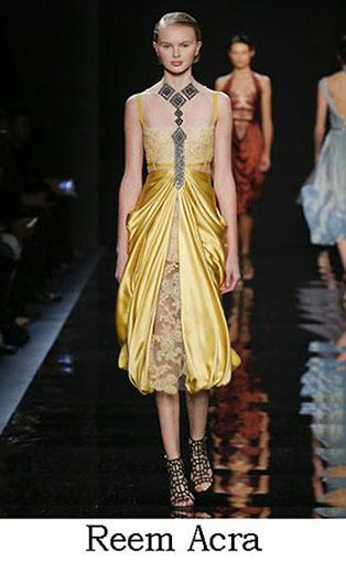 Reem Acra Fall Winter 2016 2017 Fashion Clothing Look 7