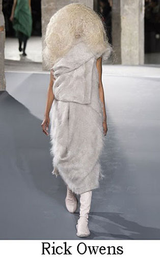 Rick Owens Fall Winter 2016 2017 Lifestyle For Women 20