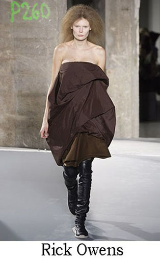 Rick Owens Fall Winter 2016 2017 Lifestyle For Women 33