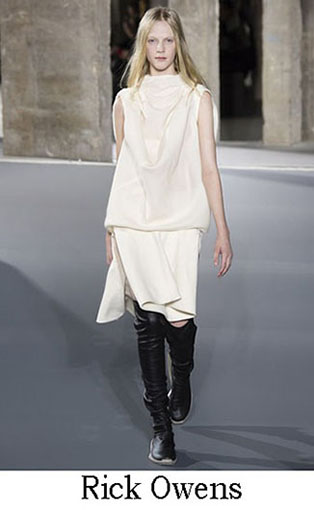 Rick Owens Fall Winter 2016 2017 Lifestyle For Women 4