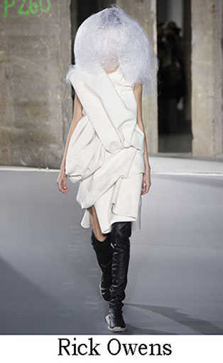 Rick Owens Fall Winter 2016 2017 Lifestyle For Women 6