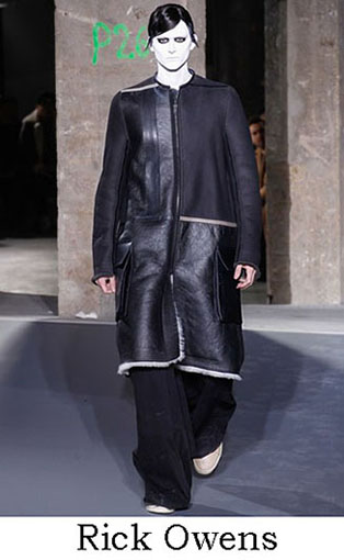 Rick Owens Fall Winter 2016 2017 Style Brand For Men 1