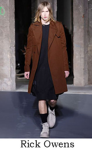 Rick Owens Fall Winter 2016 2017 Style Brand For Men 10