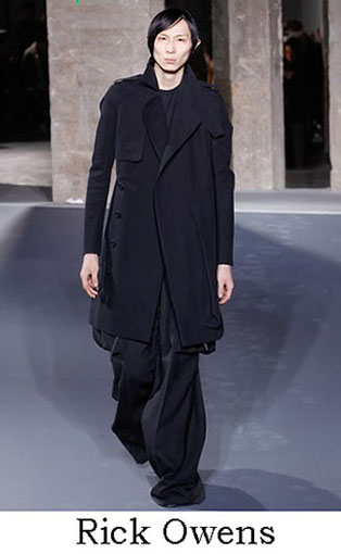 Rick Owens Fall Winter 2016 2017 Style Brand For Men 13