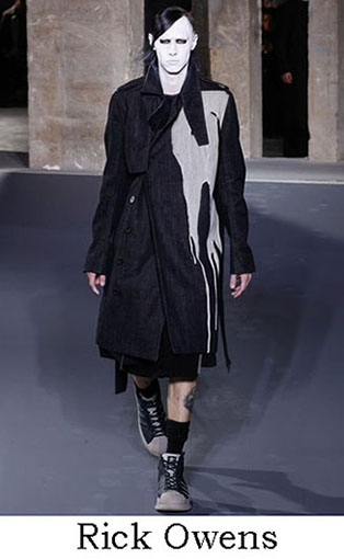 Rick Owens Fall Winter 2016 2017 Style Brand For Men 14