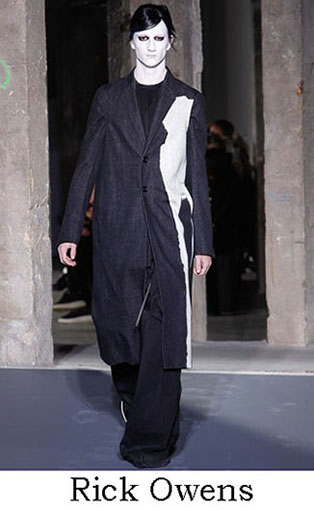 Rick Owens Fall Winter 2016 2017 Style Brand For Men 15