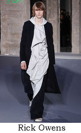 Rick Owens Fall Winter 2016 2017 Style Brand For Men 17