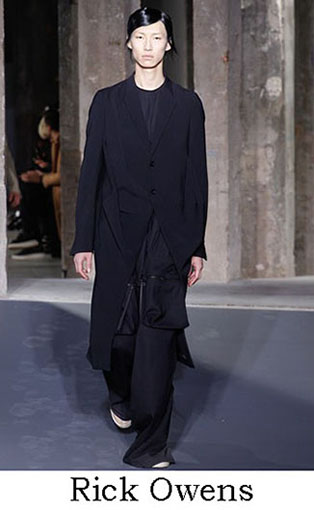 Rick Owens Fall Winter 2016 2017 Style Brand For Men 19