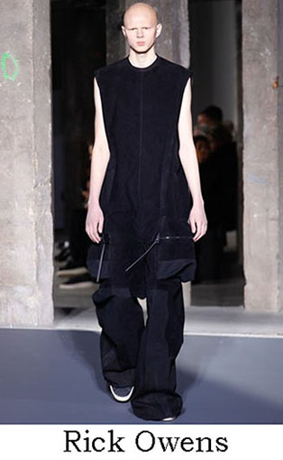 Rick Owens Fall Winter 2016 2017 Style Brand For Men 2