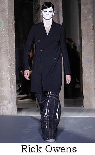 Rick Owens Fall Winter 2016 2017 Style Brand For Men 22