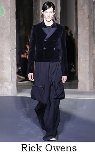 Rick Owens Fall Winter 2016 2017 Style Brand For Men 23