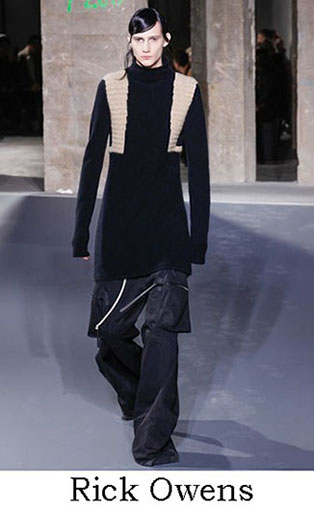 Rick Owens Fall Winter 2016 2017 Style Brand For Men 24