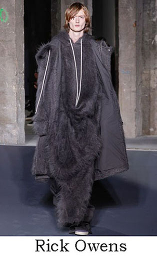 Rick Owens Fall Winter 2016 2017 Style Brand For Men 27